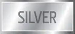 Silver Rewards Badge