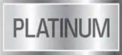 Platinum Rewards Badge